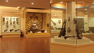 Sharan Rani Backliwal - Different types of musical instruments : From the Sharan Rani Backliwal Collection
