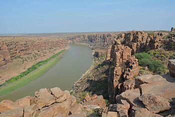 Gandikota Hills -Grand Canyon of India.jpg