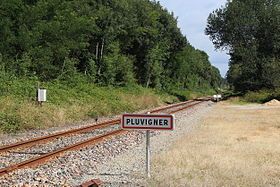 image illustrative de l'article Gare de Pluvigner