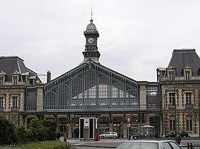 Gare de roubaix wikip dia - Adresse de l usine a roubaix ...
