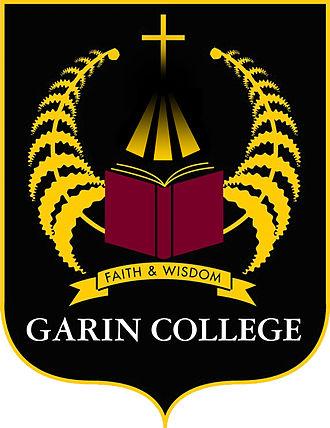 Garin College - Image: Garin College Crest