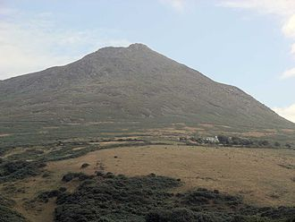 Carn Fadryn - Garn Fadryn from the south
