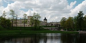 Gatchina Palace From Side.jpg