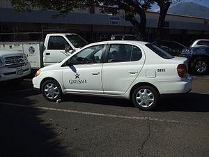 Gate Gourmet - GateSafe Security Car.