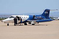Gates Learjet 35A 'D-CARL' (31515983795).jpg