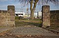 Gates to Jewish section of West Derby Cemetery.jpg