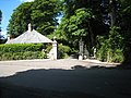 Gateway and lodge to Bosvathick House - geograph.org.uk - 831618.jpg