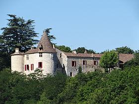 Château Martine 7 décembre - bravo Ajonc 280px-Gaugeac_-_Ch%C3%A2teau_de_Saint-Germain_-1