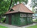 Gdańsk Park Uphagena - przedwojenny szalet.JPG