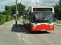Gdańsk ulica Wałowa i autobus 130.JPG