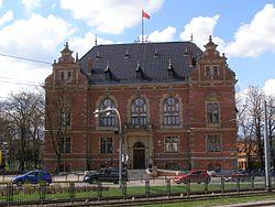 Gdansk Nowy Ratusz