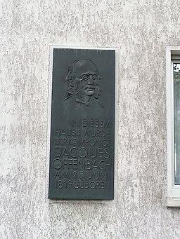 Gedenktafel Geburtshaus