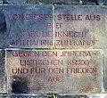 Gedenktafel Potsdamer Platz (Tierg) Karl Liebknecht.jpg