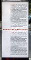 Gedenktafel Teutoburger Platz (Prenz) Friedliche Revolution.jpg