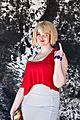 Geek Fashion Show 2013 - Mia Ballistic - Tallest Silver (8845434012).jpg