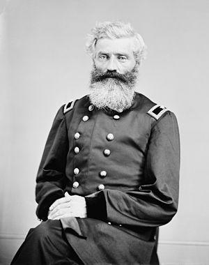 Henry Baxter - Brigadier General Henry Baxter