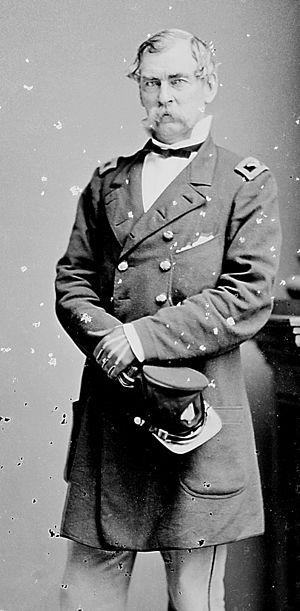 Charles Ferguson Smith - Image: Gen. Charles F. Smith NARA 528469 adjusted