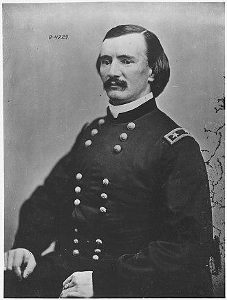 Battle of Dinwiddie Court House - Brigadier General Joseph J. Bartlett