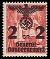 Generalgouvernement 1940 17 Aufdruck auf 331.jpg