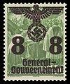 Generalgouvernement 1940 20 Aufdruck auf 332.jpg