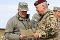 Generals Rainer Glatz and Sean P. Mulholland in Afghanistan.jpg