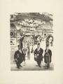 Georg Scholz - Apotheose des Kriegervereins - Lithografie.png