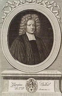 George Bull English Bishop of St Davids