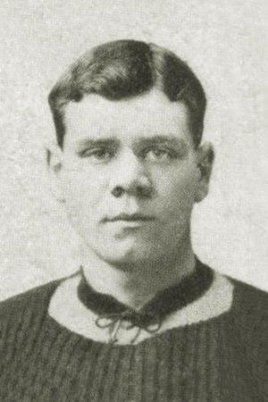 George Hunter (footballer, born 1885) - Hunter while with Aston Villa in 1910.