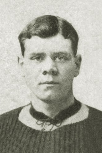 George Hunter (footballer, born 1885) - Hunter while with Aston Villa in 1910.