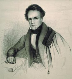 George Bennett (naturalist) - Portrait of Dr George Bennett