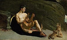 George de Forest Brush - Orpheus, 1890.jpg