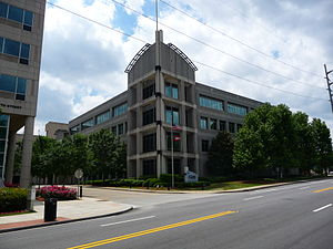 Georgia Public Broadcasting - GPB offices in Atlanta