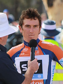 Geraint Thomas, 2013 Tour Down Under (cropped).jpg