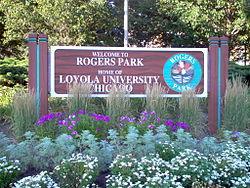 Rogers Park, (Chicago, Illinois)
