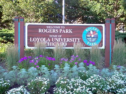 How to get to East Rogers Park with public transit - About the place