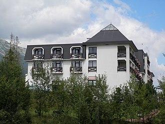 Gerlachov, Poprad District - Image: Gerlachov 12Slovakia 1