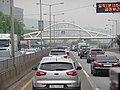 Geumcheon IC Seobu Arterial Highway End and Seohaean Expressway Beign (Mokpo Dir) 1.jpg