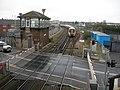 Gillingham Level Crossing - geograph.org.uk - 649955.jpg