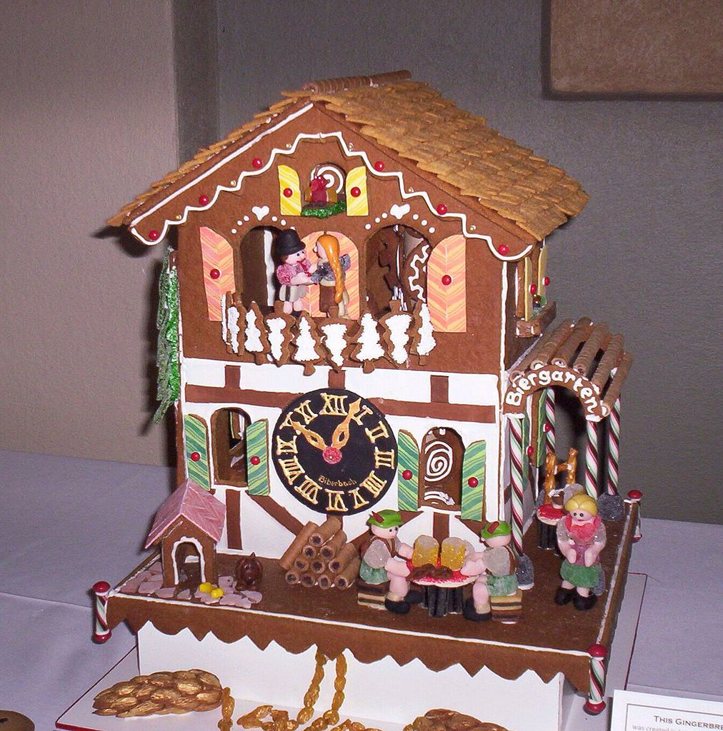 Decorate Chocolate Birthday Cake