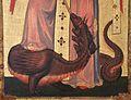 Giotto, polittico di bologna, 1330 ca, da s.m. degli angeli, 08 drago.jpg