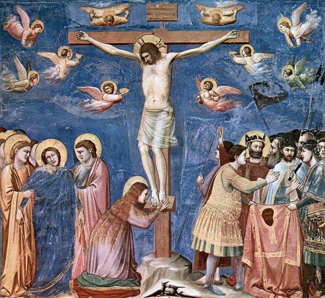 File:Giotto Crucifixion.jpg