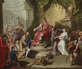 The generosity of Scipio