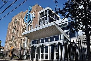 Girard Academic Music Program United States historic place
