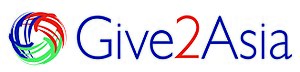 Give2Asia - Image: Give 2Asia logo Clearback