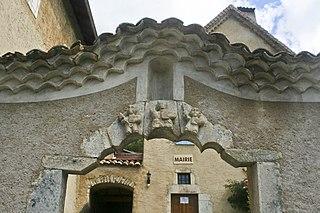 Glandage Commune in Auvergne-Rhône-Alpes, France