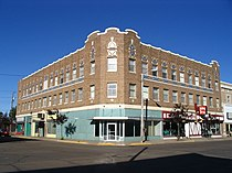 Glasgow, Montana - The Rundle Building.JPG