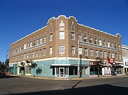 Glasgow Montana The Rundle Building Jpg