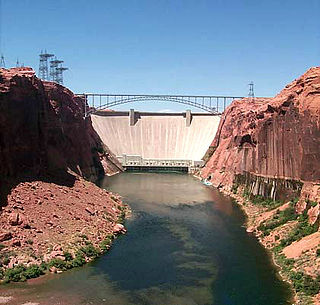 Risks to the Glen Canyon Dam