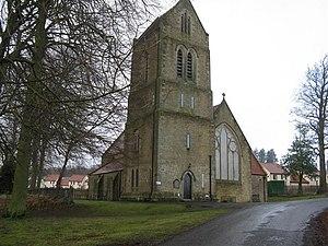 Glencorse - Glencorse parish church