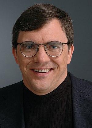 Glenn Reynolds - Glenn Reynolds (author photo)